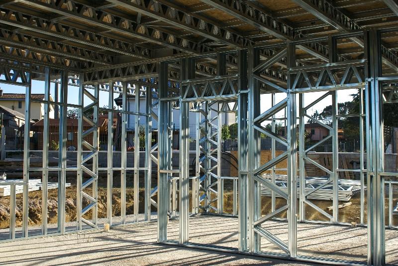 Costruzioni in struttura leggera